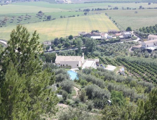 Resort 4 stelle immerso nella natura in Sicilia