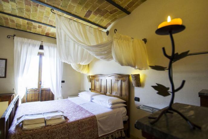 Camera Matrimoniale Piccola Volpe Borgo Antico