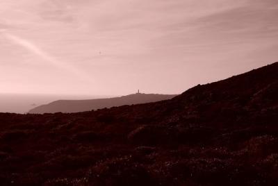 Panorami Isola San Pietro tramonti