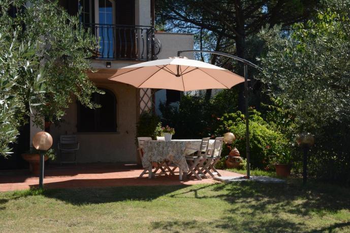 Relax in giardino B&B ad Arezzo