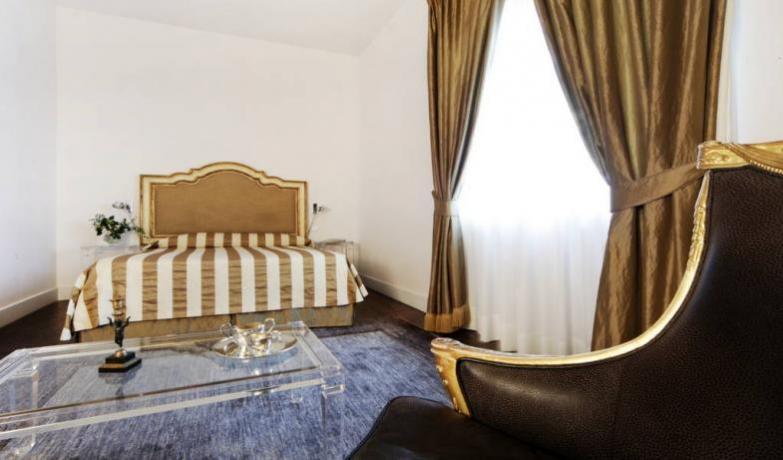 Camera Matrimoniale Superior Umbria Resort Orvieto