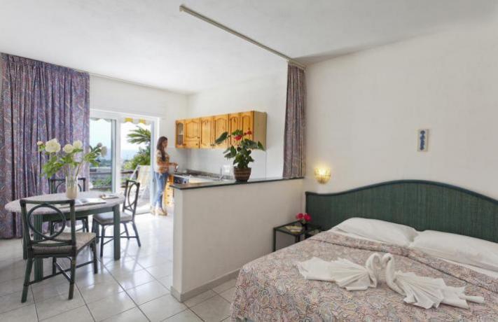Appartamenti con angolo cottura Hotel Ischia
