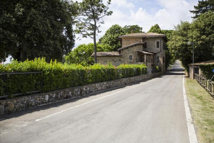 Umbria Resort, Tenuta Deluxe in Dimora Padronale