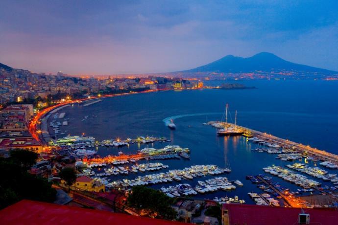 B&B a Napoli vicino al Porto Mergellina