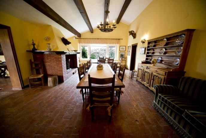 Country House a Bettona, SPA esclusiva per 2