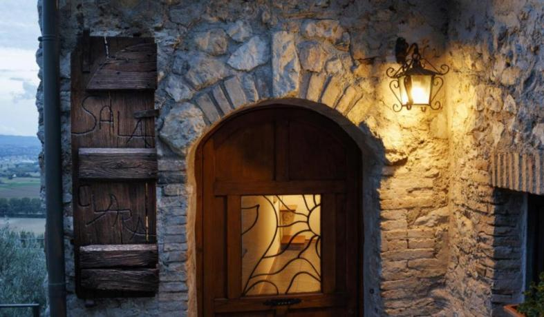 Appartamento-Clara con Ingresso Indipendente Borgo-sul-Clitunno Umbria