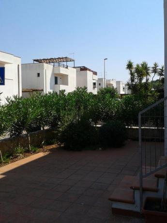 Camere in Residence in Puglia con piccolo portico