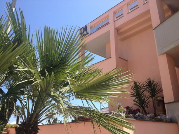 Hotel B&B sulla Spiaggia di Marcelli Numana