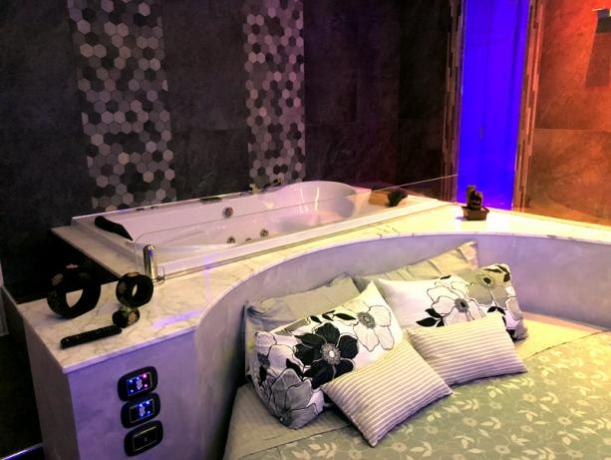 SPA SUITE - ASSISI - PERUGIA - UMBRIA