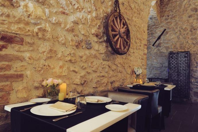 Wine bar e ristorante della Spa