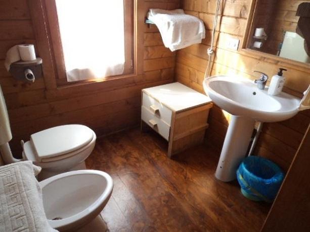 Alloggi con bagno privato
