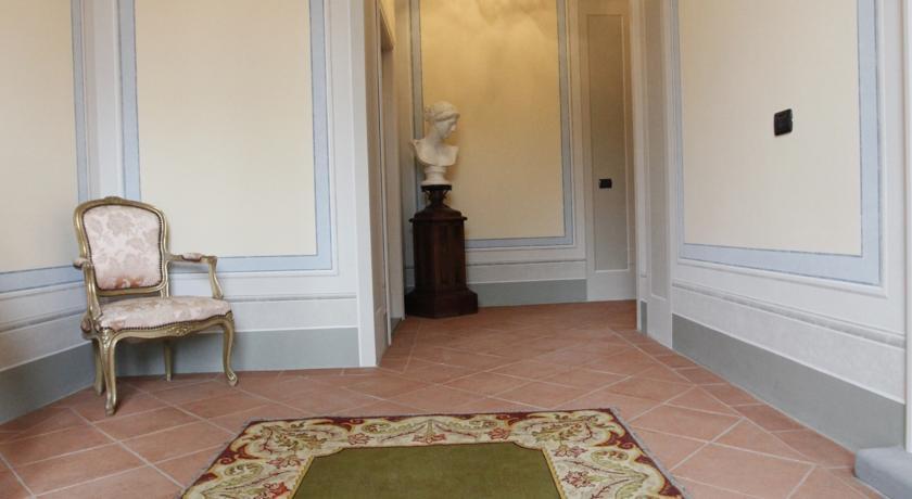 salotto suite matrimoniale Chianti Toscana