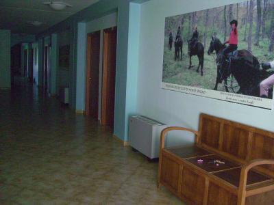 Hotel immerso nel verso a Manfredonia