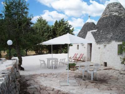 Low Cost Holiday Accommodation in Cisternino, Apulia