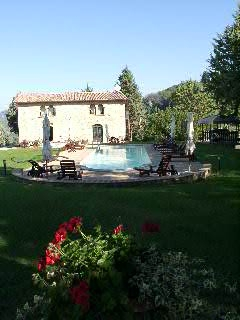 Holidays in rural home in Umbria