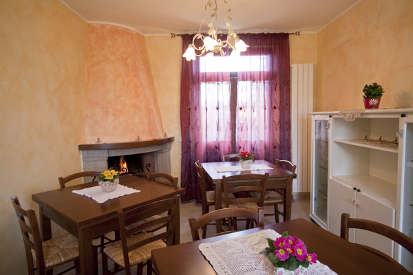 Appartamento La Terrazza casa vacanze a Cortona