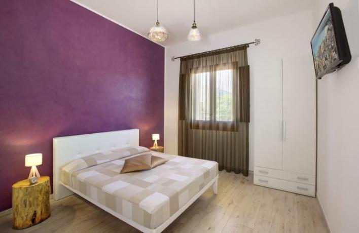 Appartamento-vacanze Comfort con tv in camera San-Vito-lo-Capo