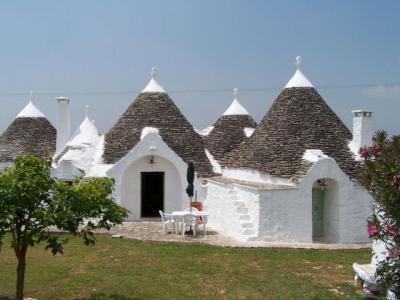 Affitto Trulli per Vacanze in Puglia