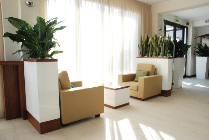 Appartamenti in Emilia con arredi moderni