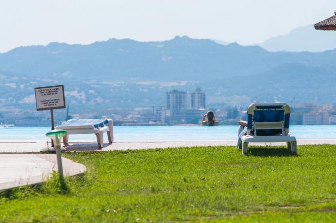 hotel vista mare dall'hotel panorama
