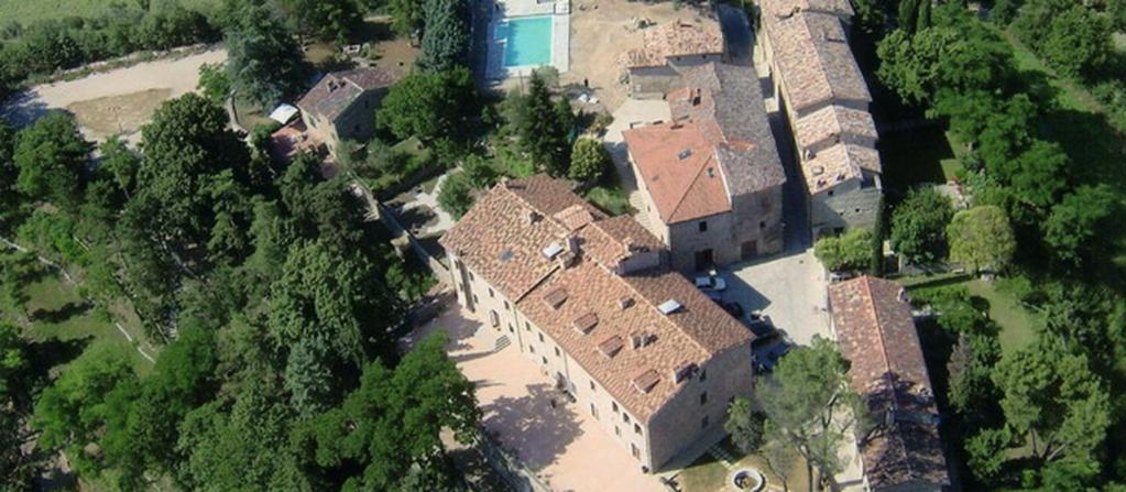 Camere in Borgo con Piscina Spa ristorante Umbria