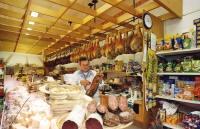 Vendita prodotti tipici Umbria, norcineria Vini
