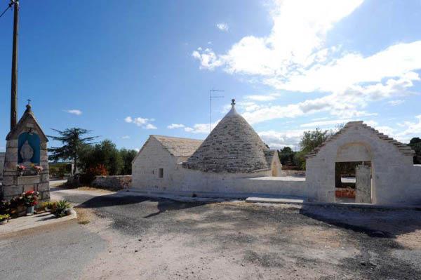 Trullo Nunnacola, trulli ad Alberobello, agriturismo