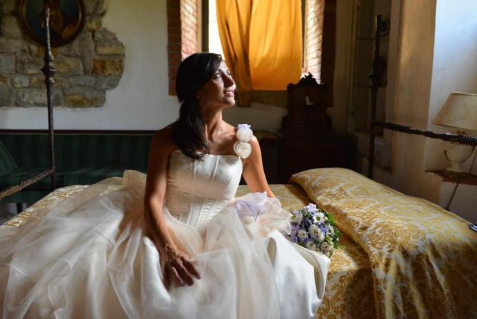 Matrimonio relais Calenzano vicino Sesto Fiorentino
