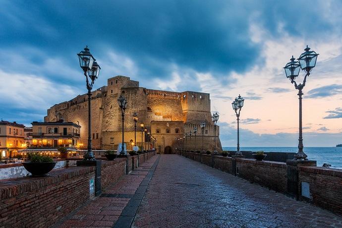 B&B vicino a Castel dell'Ovo a Napoli