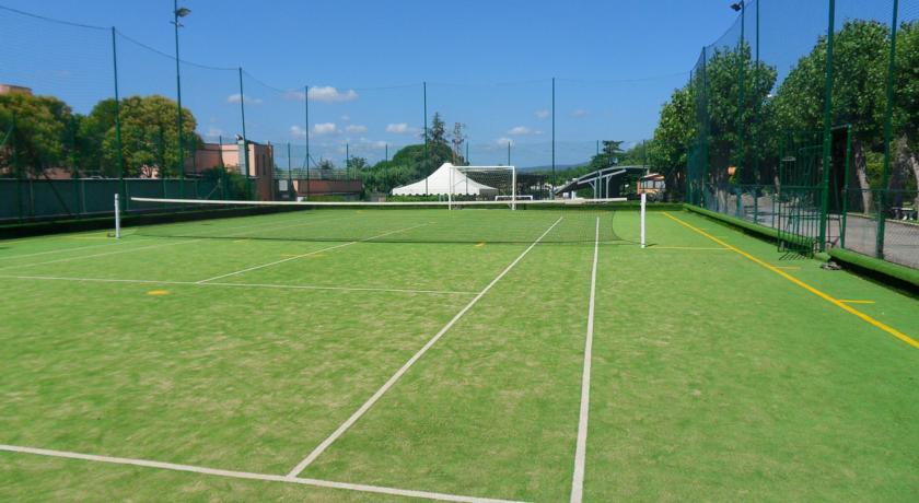 Campi da Calcio e Tennis vicino Viterbo