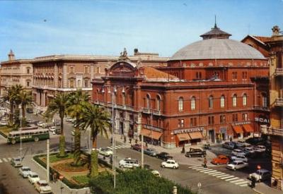 Theatre season in Bari