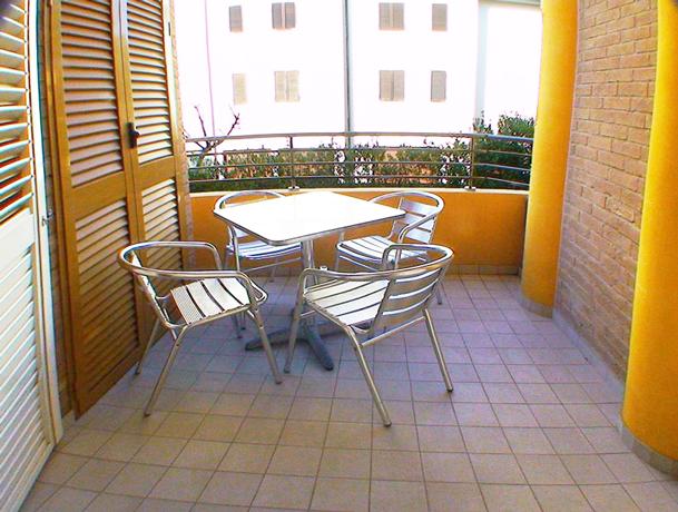 Terrazza Panoramica Appartamenti nel Conero