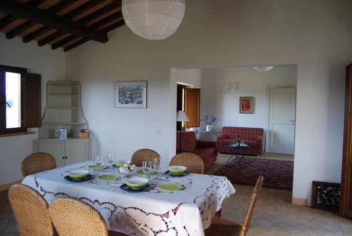 Villa Clara appartamenti nella campagna di Terni