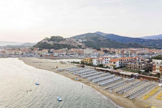 Hotel4stelle a 5minuti dalla spiaggia Castiglione-della-Pescaia