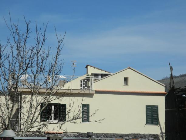 Casa vacanza con 3 camere e terrazza