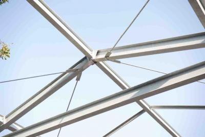strutture in acciaio per edifici