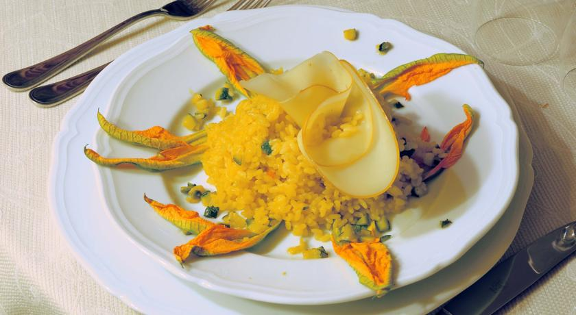 Elegante ristorante tipico