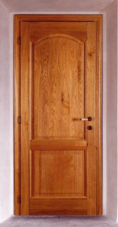 Porte legno massello in umbria produzione e vendita - Porte laccate avorio ...