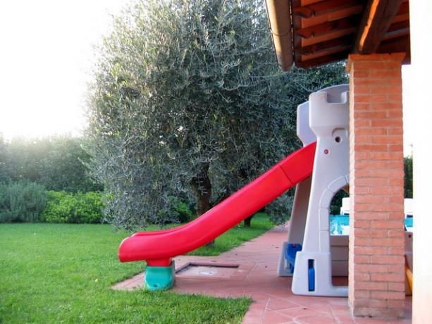 Parco giochi Residence Il Palazzo di San Fatucchio
