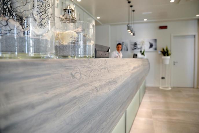 Bancone Bar in Riva al Mare di Pesaro