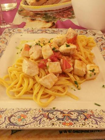 Primo Piatto Vegetariano Ristorante Assisi