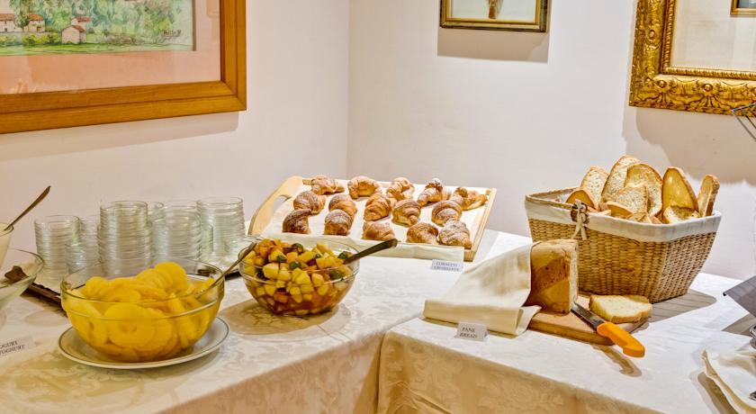 Prima Colazione dolce e Salata Hotel vicino Sibillini