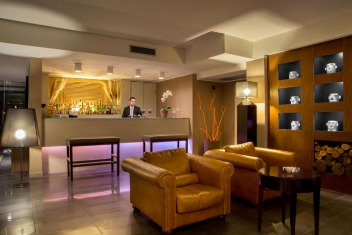 Lounge-bar Business Hotel dell'Autosole Magliana-Sabina Lazio