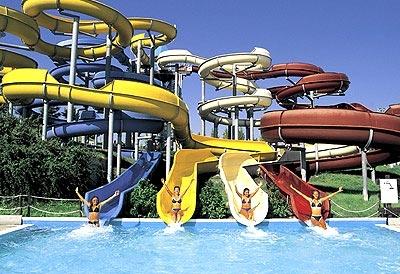 Piscine con scivoli acquapark tortoreto hotel pensioni bb - Piscine con scivoli ...