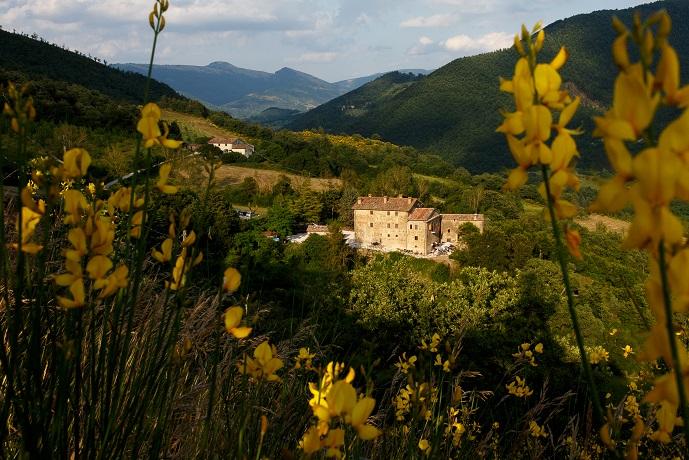 Tenuta in Umbria con Appartamenti Ristorante e Piscina