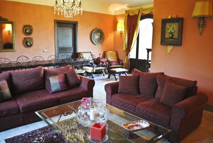 Soggiorno in Villa con Piscina Esclusiva