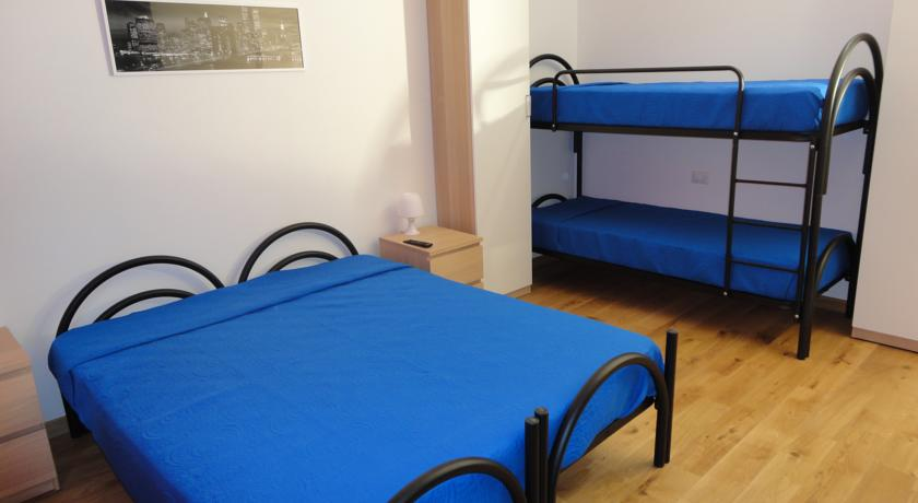 Camere Familiari prezzi bassi a Pavia