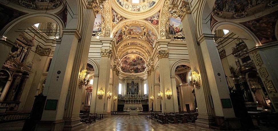 basilica della Ghiara Reggio Emilia
