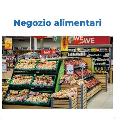 Sanificazione Coronavirus: Negozio Alimentari Roma