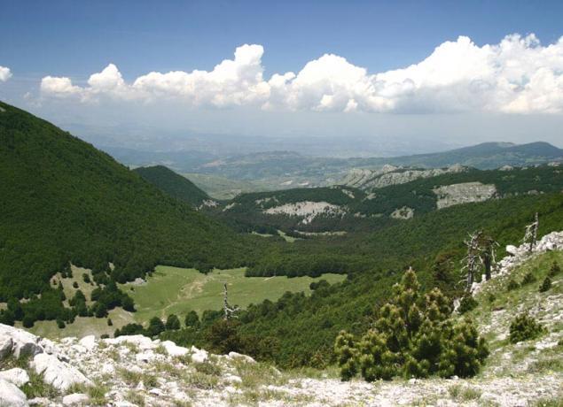 Agriturismo per visitare il Parco Nazionale del Pollino